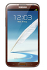 Смартфон Samsung Galaxy Note 2 GT-N7100 Amber Brown - Дубна